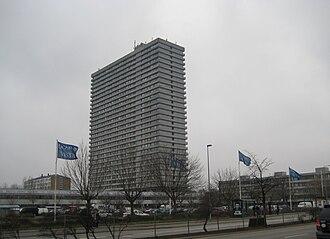 Domus Vista - Domus Vista, the tallest residential building in Denmark