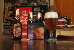 Unibroue - One product in the Unibroue line is Don de Dieu
