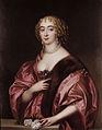 Dorothy Sydney, Countess of Sunderland (1617-1684), by Henry Pierce Bone (1779-1855).jpg