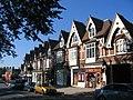 Dorridge - shops in station road - geograph.org.uk - 27792.jpg