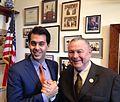 Dr. Nikan Khatibi & Congressman Dana Rohrbacher.jpg