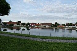 Drahonice village common.JPG
