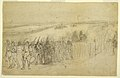 Drawing, Marching Infantry Column, ca. 1862 (CH 18174371-2).jpg
