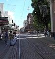 Drottninggatan vid Hörsalen, juli 2005.jpg