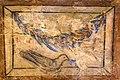 Dubbel inhumatiegraf met muurschilderingen in paneeldecoratie, 250 tot 400 NC, vindplaats Paspoel, zuidwestgrafveld, 1880, collectie Gallo-Romeins Museum Tongeren, GRM 9195.jpg