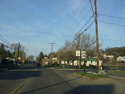 Euclid Ave. (Route 654) in Duboistown
