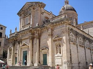 Roman Catholic Diocese of Dubrovnik - Cathedral of Assumption, Dubrovnik