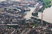Hafen D Sseldorf Wikipedia