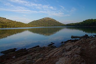 Dugi Otok - The salt lake