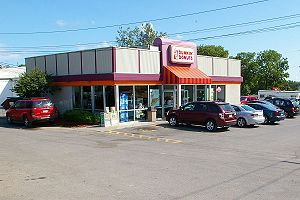 English: Dunkin' Donuts in Geneva, New York.