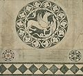 Duomo Lucca - marquetterie de pierre en façade 3 combat animaux.jpg