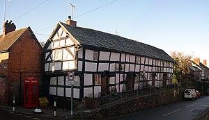 Pembridge - Duppa's Almshouses in Bridge Street, founded in 1661