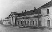 Dziarečyn, Sapieha. Дзярэчын, Сапега (V. Parkat, 1918-34).jpg