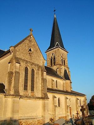 Aigny - Image: E51003 pcr 16 10 2006 2 05
