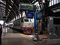E633 locomotive at Milano Centrale (Milano, Italy) (7706253548).jpg