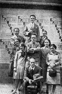 Emil František Burian Czech poet, journalist, singer, actor, musician, composer, playwright adviser, playwright and director communist