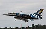 EGVA - Lockheed Martin F-16C Fighting Falcon - Hellenic Air Force - (43047670715).jpg
