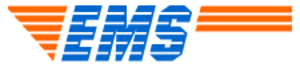 Express mail - Express Mail Service (EMS) service logo