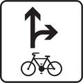 E 16a - Povolený smer jazdy cyklistov (vzor).png