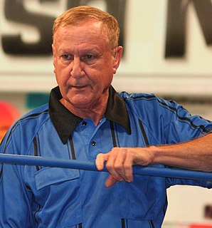 Earl Hebner professional wrestling referee
