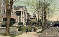 East Second Street, Jamestown, NY