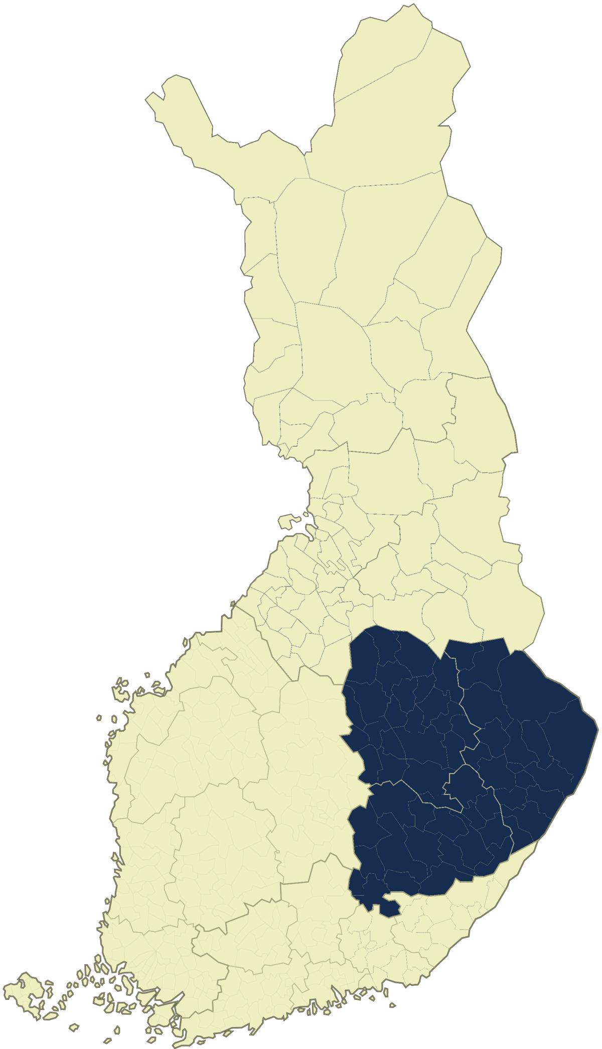 Itä Suomen Piiri