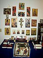 Eastern Orthodox prayer corner.jpg
