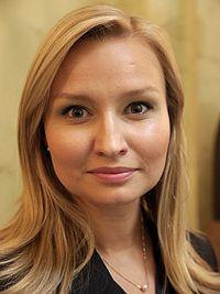 Parteivorsitzender Ebba Busch