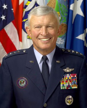 "Ralph Eberhart - General Ralph E. ""Ed"" Eberhart"