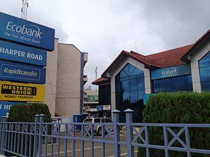 Ecobank Ghana - Ecobank in Kumasi