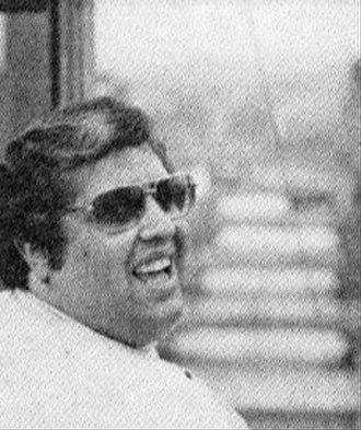 Ed Schwartz - Ed Schwartz at WIND, 1976.