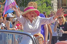 Edie Windsor at DC Pride 2017