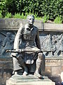 Edinburgh princes Street Gardens The Call 1914 04.JPG