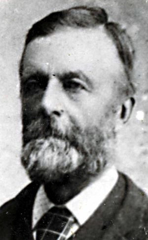 White Horse Prophecy - Edwin Rushton, who recorded the White Horse Prophecy after Joseph Smith's death