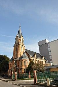 Eglise Tabor de Mulhouse, Mulhouse, Alsace, France - panoramio.jpg