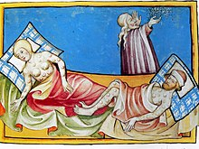 Egyptian plague of boils in the Toggenburg Bible.jpg