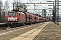 Eindhoven Strijp-S DBC 189 042 met lege kolentrein (33508654881).jpg