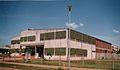 El Bachillerato Orientado Provincial 8 luego de la fundación de su edificio.jpg