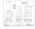 El Palacio Real de Santa Fe, Palace Avenue, Santa Fe, Santa Fe County, NM HABS NM,25-SANFE,2- (sheet 19 of 26).png