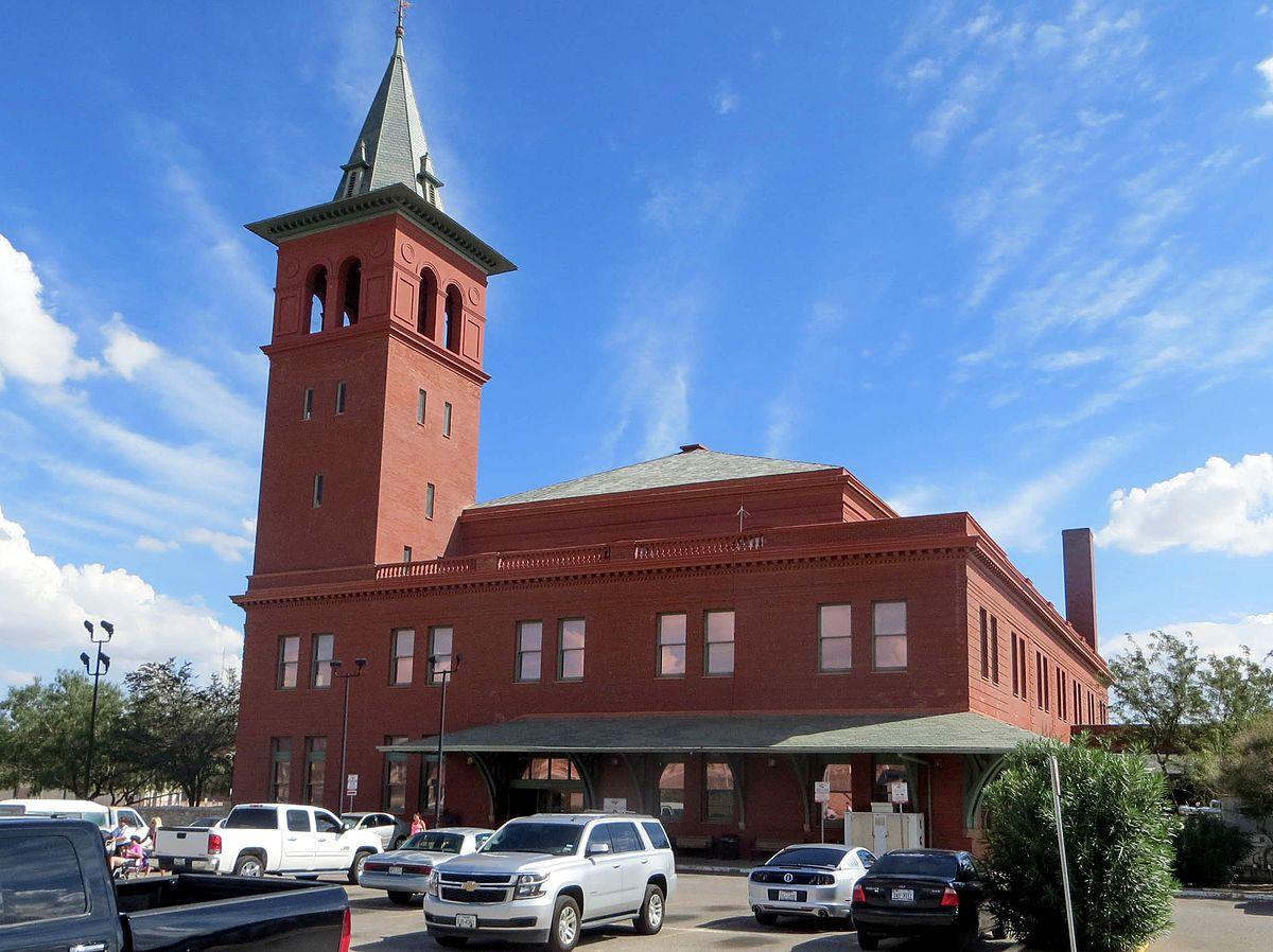 Albuquerque To Santa Fe >> Union Depot (El Paso) - Wikipedia