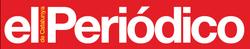 El Periódico de Catalunya newspaper logo.PNG