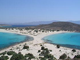 Elafonissos - Strand von Simos.JPG