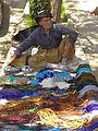 Elderly Kurdish Vendor on Street - Sanandaj - Western Iran (7421912692) (2).jpg
