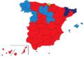 Elecciones europeas en España (1987) provincias.png