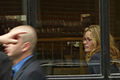 Elisabeth Shue Dining inside the Four Seasons hotel on Day 2 of the Toronto International Film Festival 2008.jpg