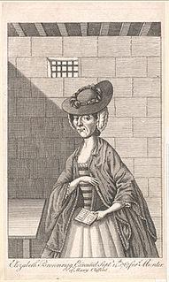 Elizabeth Brownrigg English child torturer and murderer