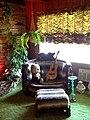 Elvis's Jungle Room - Graceland (Elvis Presley Mansion) - Memphis - Tennessee - USA (7206760880).jpg