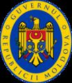 Emblema Guvernului Republicii Moldova.png