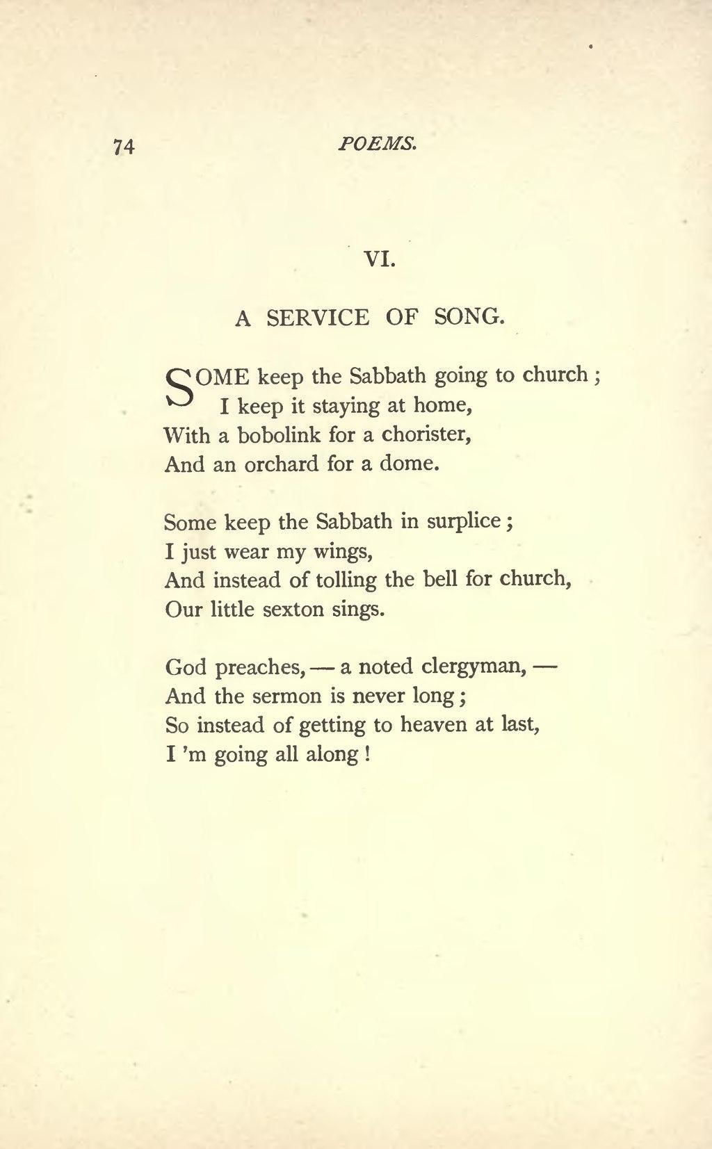 Translations Into Italian: Page:Emily Dickinson Poems (1890).djvu/82