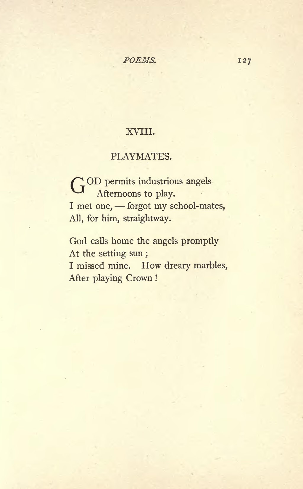 playing god poems about medicine